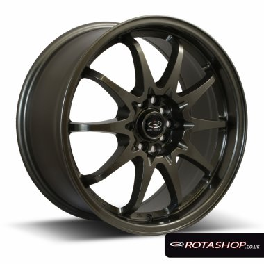 Rota Fighter Package in Bronze - A set of four staggered for the